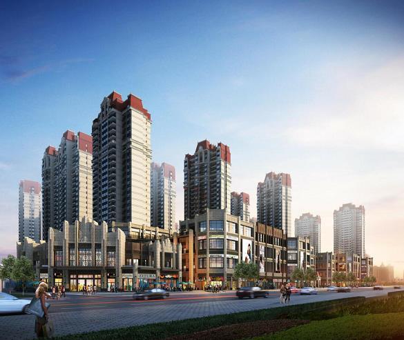 淮北恒大中央公园二期主体及配套建设工程